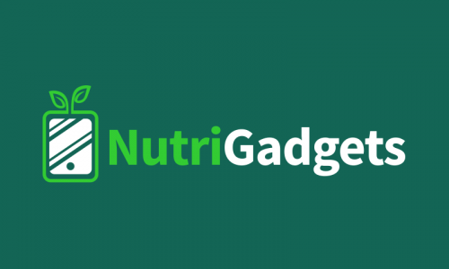 Nutrigadgets - Nutrition startup name for sale