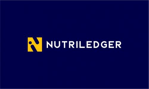 Nutriledger - Nutrition domain name for sale
