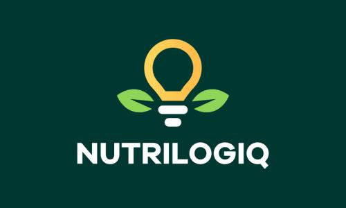 Nutrilogiq - Diet startup name for sale