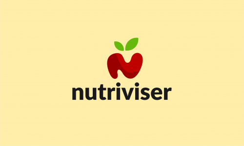 Nutriviser - Diet company name for sale