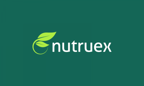 Nutruex - Dining brand name for sale