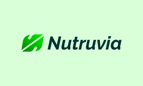 Nutruvia - Nutrition brand name for sale