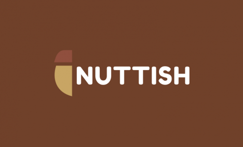 Nuttish - Food and drink brand name for sale