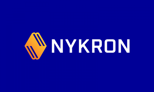 Nykron - Healthcare domain name for sale