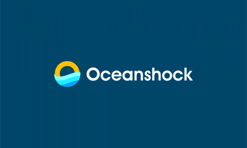 Oceanshock - Business domain name for sale