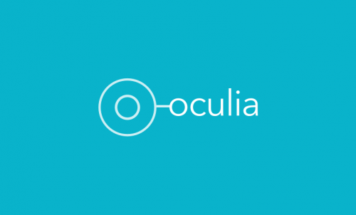 Oculia - Potential startup name for sale