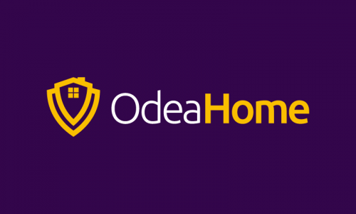 Odeahome - Smart home domain name for sale