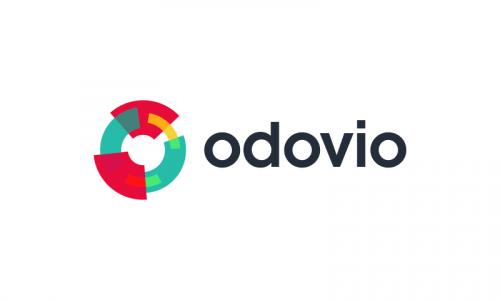 Odovio - Media domain name for sale