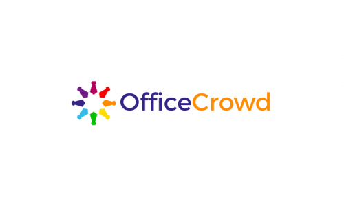 Officecrowd - Office supplies company name for sale