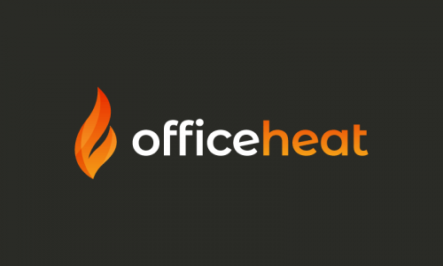 Officeheat - Business startup name for sale