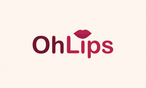 Ohlips - Friendly domain name for sale