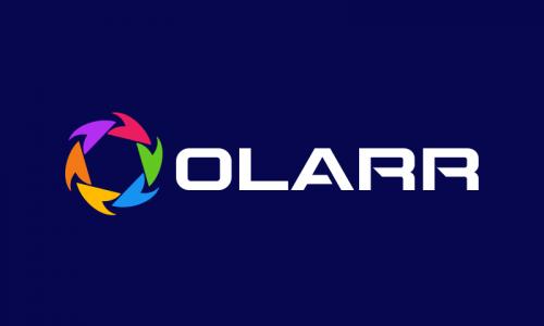 Olarr - Technology brand name for sale
