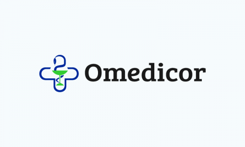 Omedicor - Retail company name for sale