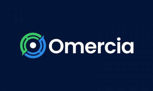 Omercia - Business startup name for sale