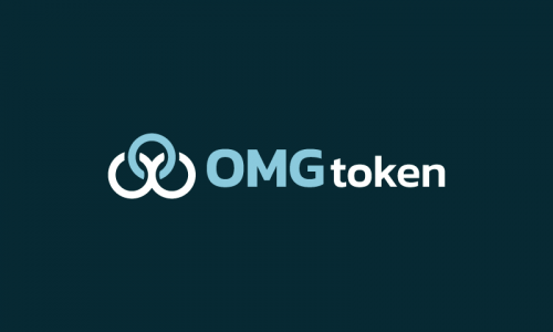 Omgtoken - Cryptocurrency company name for sale