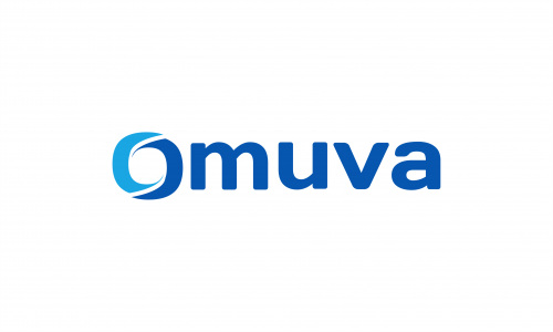 Omuva - Contemporary domain name for sale
