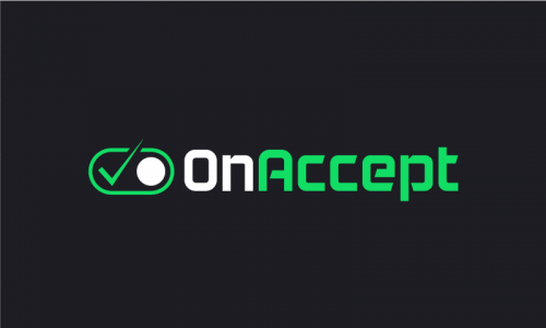 Onaccept - Business business name for sale