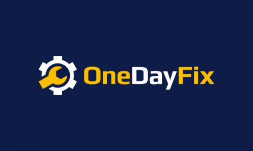 Onedayfix - Telemarketing company name for sale