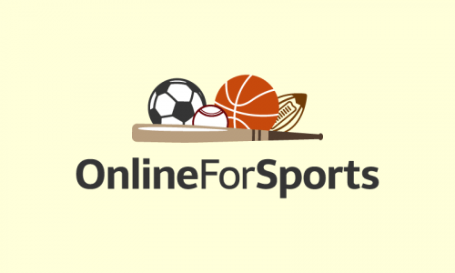 Onlineforsports - Sports brand name for sale