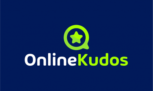 Onlinekudos - Social networks brand name for sale