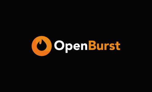 Openburst - Media domain name for sale