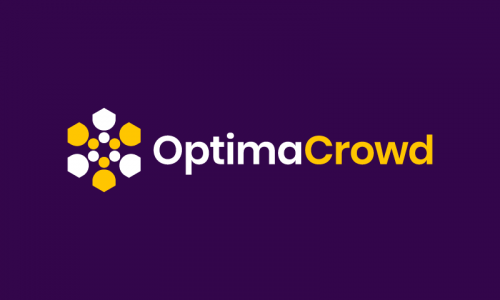 Optimacrowd - Crowdsourcing company name for sale