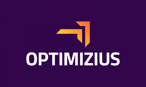 Optimizius - Internet startup name for sale