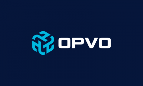 Opvo - Masculine company name for sale