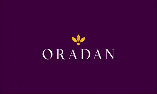Oradan - Feminine company name for sale