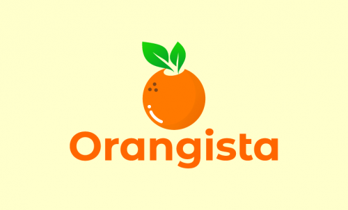 Orangista - E-commerce company name for sale