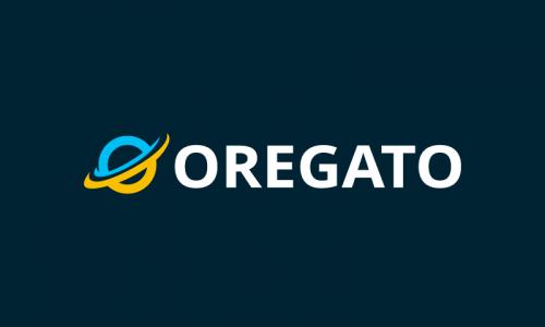 Oregato - Delivery brand name for sale