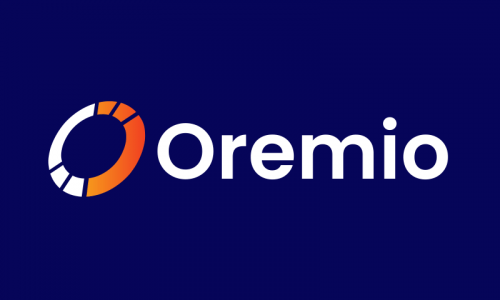 Oremio - E-commerce domain name for sale