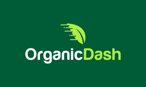 Organicdash - Retail product name for sale