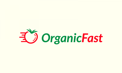 Organicfast - Delivery startup name for sale