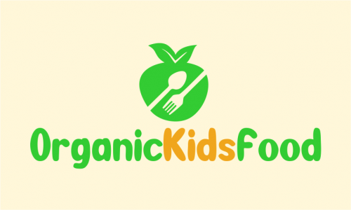 Organickidsfood - E-commerce business name for sale