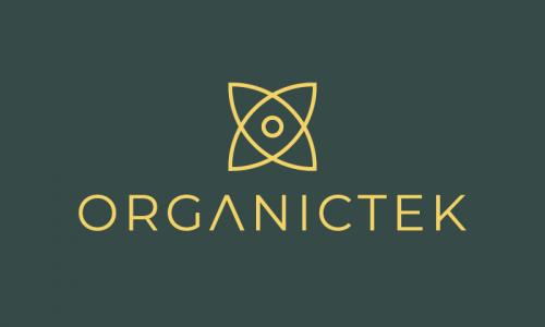 Organictek - Environmentally-friendly business name for sale