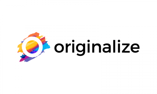 Originalize - Modern brand name for sale