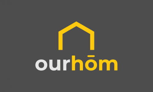 Ourhom - Smart home company name for sale