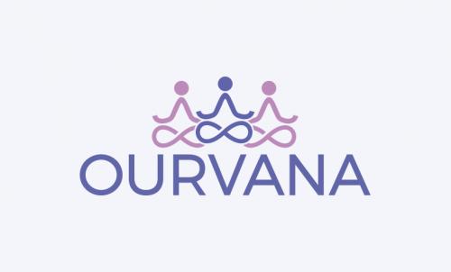 Ourvana - Wellness brand name for sale