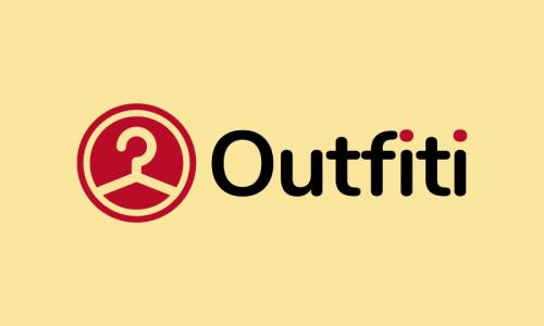 Outfiti - E-commerce company name for sale
