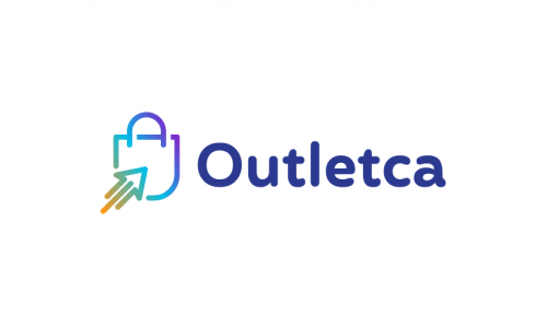Outletca - Modern business name for sale