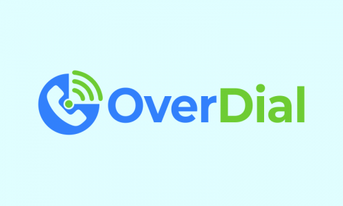 Overdial - Telecommunications brand name for sale