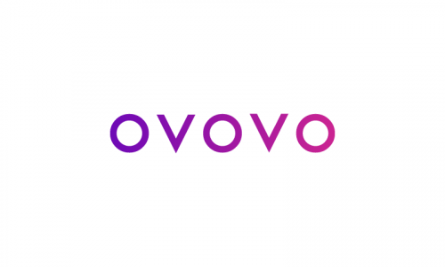 Ovovo - Elegant, perfectly-generic, contemporary, designer brand name for sale!