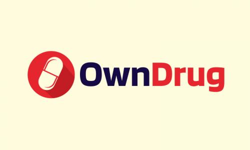 Owndrug - Pharmaceutical domain name for sale