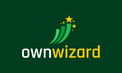 Ownwizard - Retail company name for sale