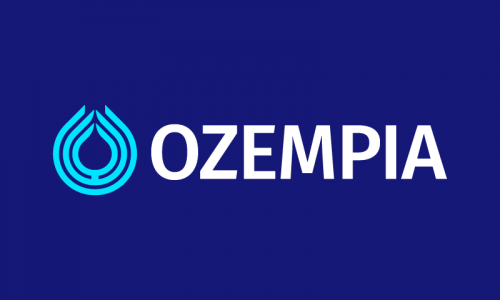 Ozempia - Technology business name for sale
