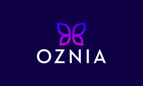 Oznia - Dining domain name for sale