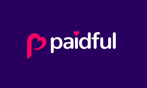 Paidful - Finance startup name for sale