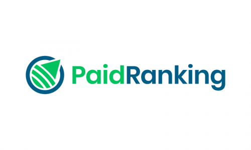 Paidranking - Search marketing startup name for sale