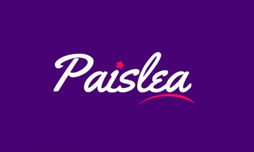 Paislea - Fashion company name for sale